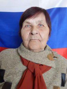 Болдырева Антонина Дмитриевна