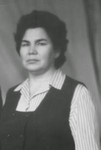 Семьянинова Анна Филипповна