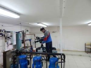 В геотермальной котельной