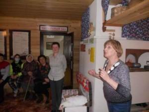 История уральского села в библиотечных интетьерах