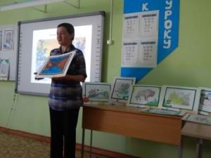 Выставка творческих работ учащихся коррекционной школы