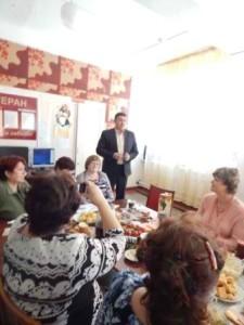 Поздравления Главы администрации О. Л. Бобырева