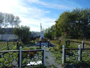 Березняки. Памятник героям войны