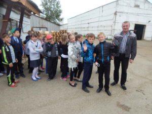 В Уралпромкомплекс на экскурсию