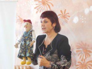 У нас в гостях Нина Пикулева