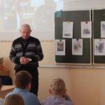 Встреча с ветераном войны в Афганистане Владимиром Пестовым