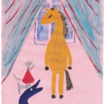 Иллюстрации детей к произведениям Маршака