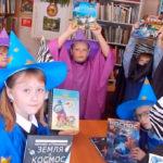 Библиотека в видеоформате для юных читателей…